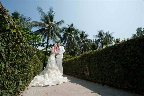 đám cưới ấn tượng