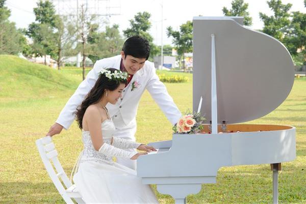 để ngày cưới hoàn hảo