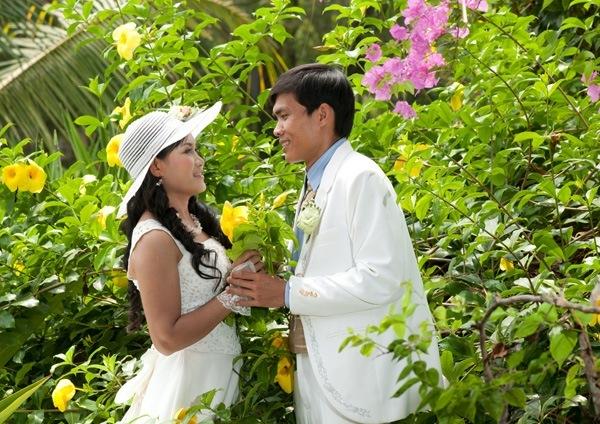 đám cưới sinh thái