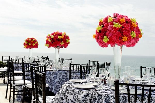 theme màu cưới