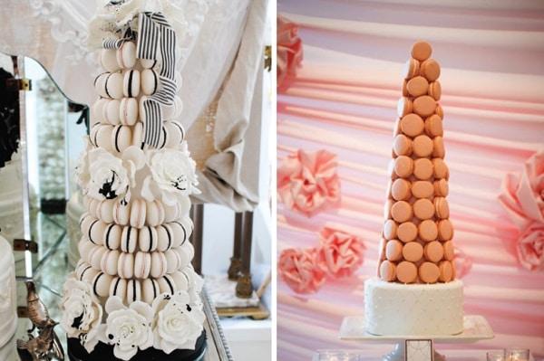 theme màu đám cưới