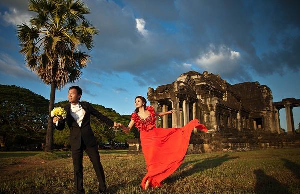 đám cưới hà thành