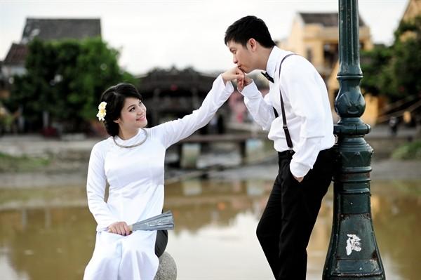 lễ cưới đẹp hơn