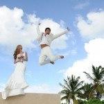 chọn màu sắc đám cưới