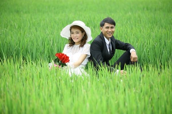 khách dự đám cưới