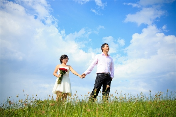 quan niệm về lễ cưới