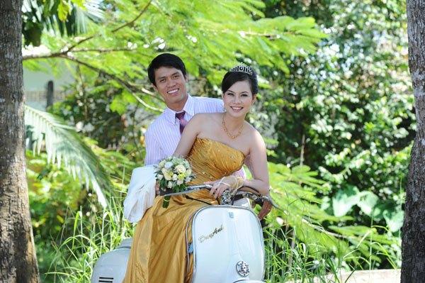 đám cưới hiện đại