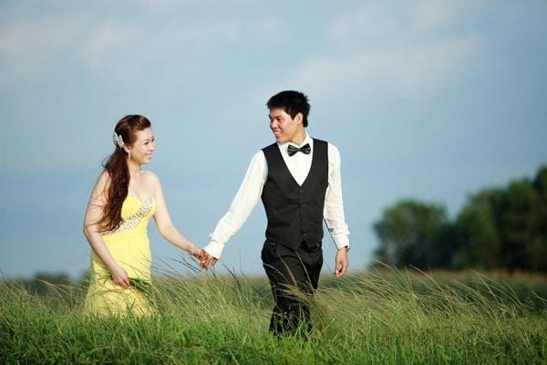 đám cưới sang trọng