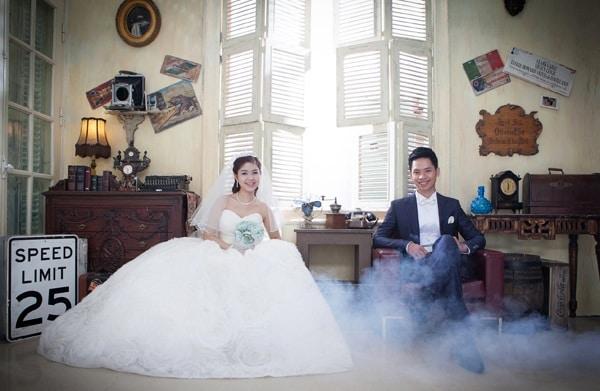 lễ cưới nhỏ gọn