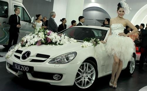 xe cưới