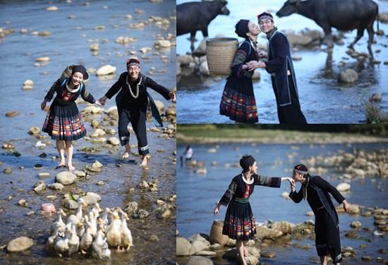 đám cưới sinh thái tại hương sen