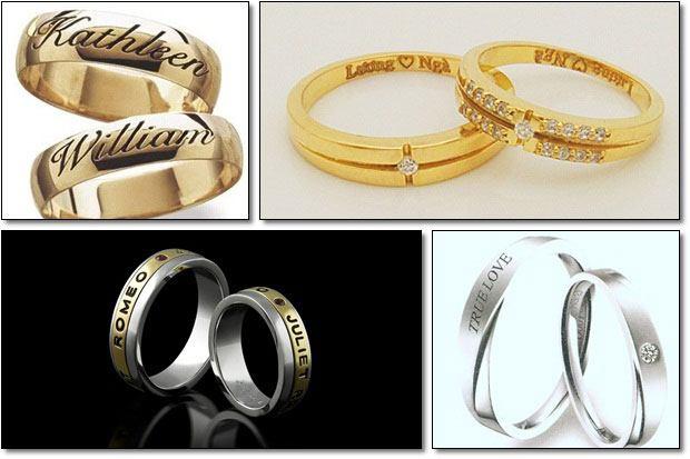 khắc nhẫn cưới ý nghĩa