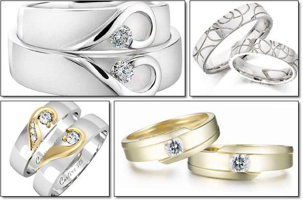 nhẫn cưới phù hợp