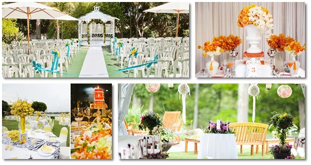 đám cưới - tiệc cưới Hương Sen
