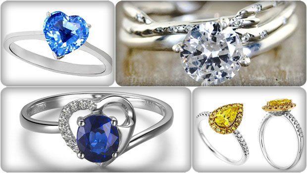 nhẫn đính hôn kim cương
