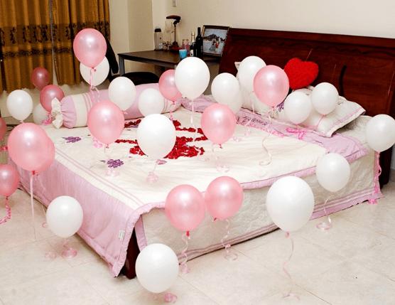 phòng tân hôn đẹp - Hương Sen