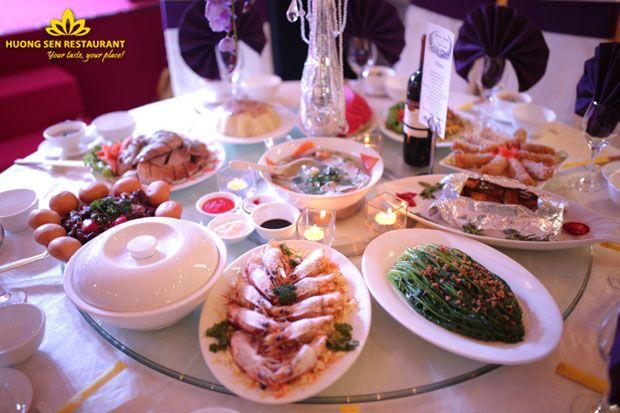 dịch vụ nấu cỗ cưới chuyên nghiệp Hà Nội