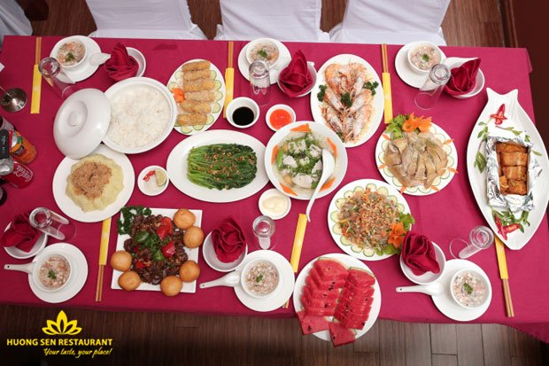 dịch vụ nấu cỗ cưới cao cấp Hà Nội