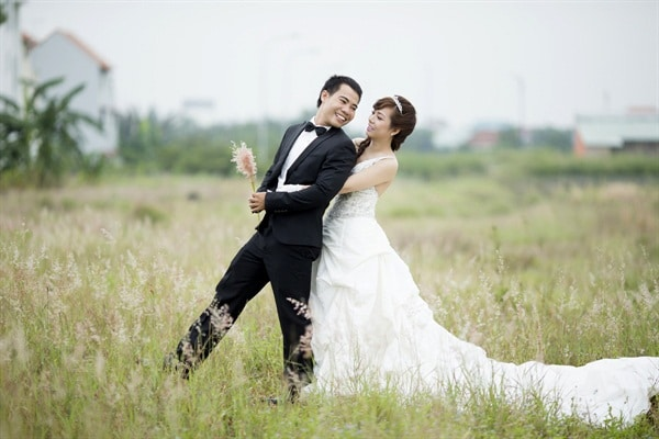 Một số quy trình khi đón khách đến dự tiệc cưới