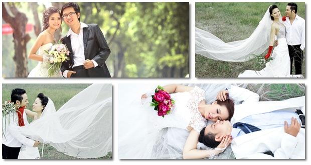 đám cưới trọn gói tại Hương Sen