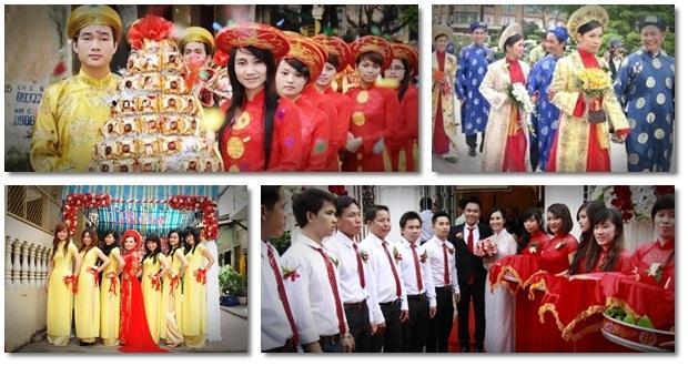 lễ cưới trọn gói