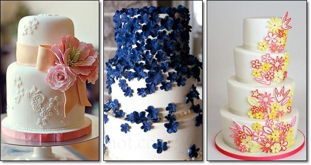 Bánh cưới phong cách
