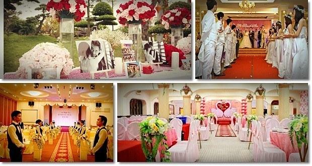 địa điểm cưới đẹp