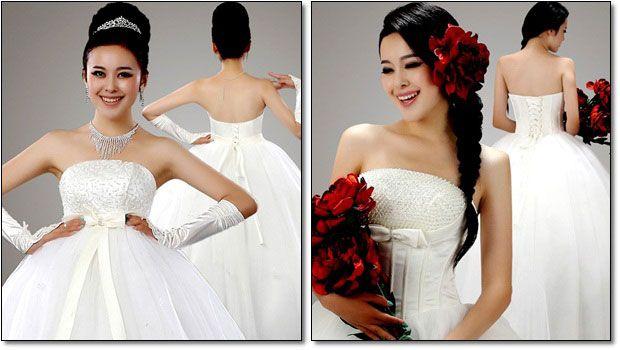 thử váy cưới