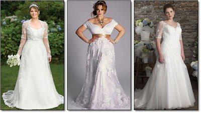 váy cưới cho cô dâu béo