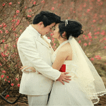 Bí quyết để có một đám cưới mùa xuân thành công nhất cho cặp đôi