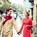 Kinh nghiệm đặt may áo dài cưới đẹp và ấn tượng cho các cô dâu