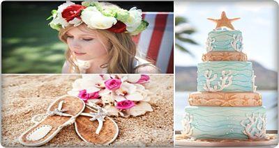 trang trí đám cưới biển