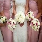 Ý nghĩa của màu sắc hoa trong ngày cưới của đôi uyên ương