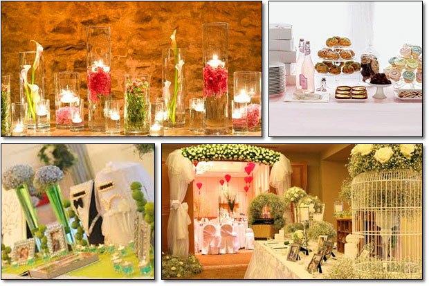 đồ trang trí đám cưới