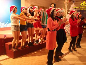 Vinaphone tổ chức sự kiện tại Hương Sen