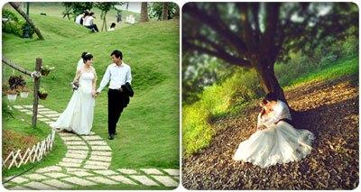 đám cưới mới lạ