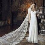 Những bí quyết chọn váy giúp cô dâu thon gọn trong ngày cưới
