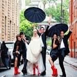 Bí quyết giúp bạn có một đám cưới mùa mưa thật thành công