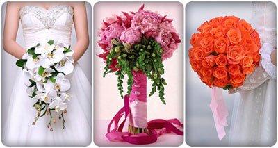 chọn hoa cưới ấn tượng