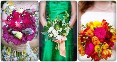 bó hoa cầm tay