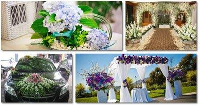 chọn hoa cưới phù hợp