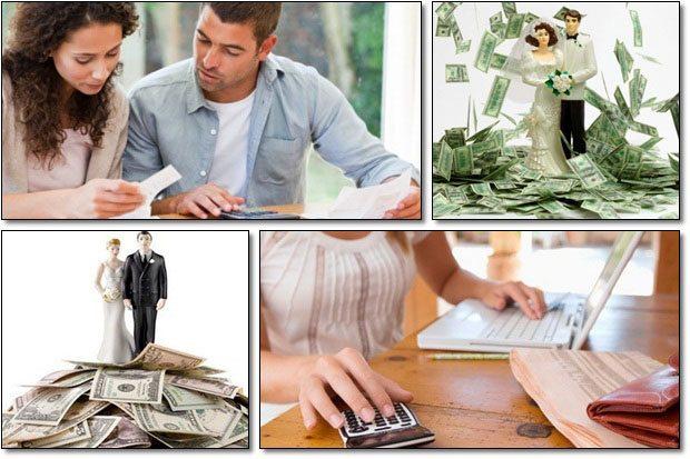 lập ngân sách cưới