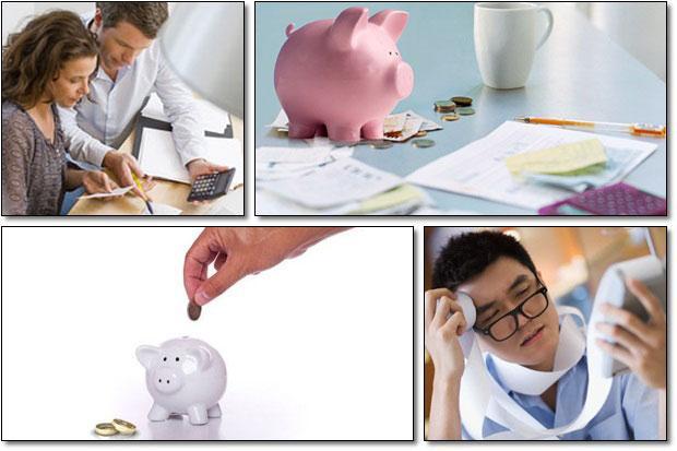 bảng ngân sách cưới