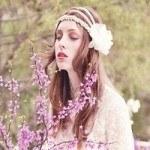 Những kiểu váy cưới mùa xuân thích hợp cho các cô dâu xinh đẹp