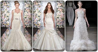 váy cưới mùa xuân