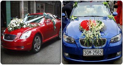 chọn xe cưới