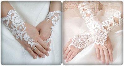 găng tay cưới