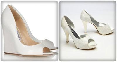 giày cưới ấn tượng