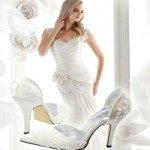 Cách chọn đôi giày cưới phù hợp với các kiểu cưới phổ biến