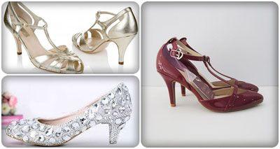 giày cưới mùa hè